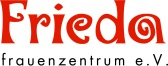 Logo FRIEDA Frauenzentrum