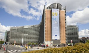 The Berlaymont building, which houses the European commission